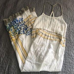 Vintage FP midi dress